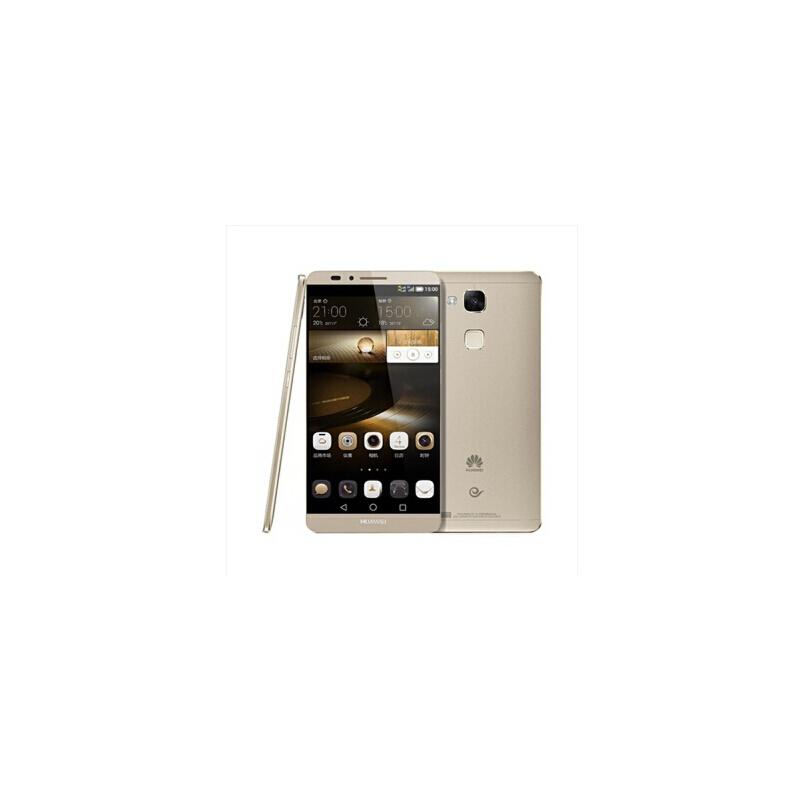 华为/HUAWEI Ascend Mate7 电信/公开/移动版 MT7-CL00 双卡双待双通 电信/移动/联通4G手机 TDD-LTE/CDMA2000/GSM 全新国行 全国联保 顺丰包邮