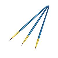 莫奈勾线笔描边笔画笔尼龙水粉油画特细毛笔面相笔尼龙勾线笔