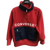 Converse匡威儿童 中童薄绒卫衣 CV2042017PS-001