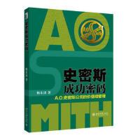 史密斯成功密码--A.O.史密斯公司的价值观管理