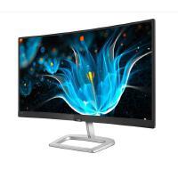 飞利浦(PHILIPS) 好色三代 27英寸 广色域 1700R中心曲率 低蓝不闪爱眼 电脑屏幕 曲面液晶显示器278