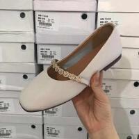 2019年秋季女鞋水钻绊带时尚优雅玛丽珍鞋女单鞋