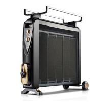 格力(GREE)取暖器 NDYC-25A-WG- 家用�能省�取暖器 �暖�� ��崮� �暖�t 恒�厥‰� 快速干衣 安全防