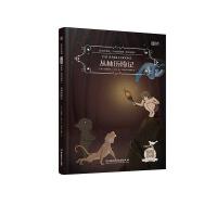 【现货】床头灯英语1500词双语读物(英汉对照)丛林历险记