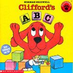 Clifford's ABC 大红狗的ABC 9780590442862