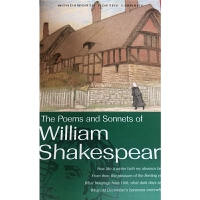 英文原版 莎士比亚 Poems & Sonnets of William Shakespeare