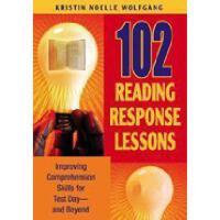 【预订】102 Reading Response Lessons: Improving Comprehension S