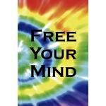 预订 Free Your Mind: Notebook Journal Composition Blank Lined