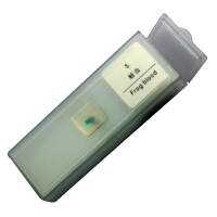 中英文标签 显微镜生物切片标本生物玻片5片套装