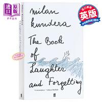 米兰・昆德拉:笑忘书 英文原版 The Book of Laughter and Forgetting
