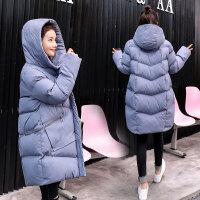 2019冬季新款棉衣孕后期宽松大衣加厚棉袄孕妇冬装外套