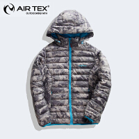 秋冬新款 AIRTEX亚特 女款轻薄棉服 保暖防风外套  羽绒服女 中长款 女士棉服