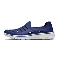Skehers斯凯奇男鞋新款轻质涉水鞋洞洞鞋休闲凉鞋沙滩鞋