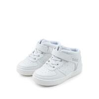 【159元任选2双】百丽童鞋女童休闲板鞋男童小白鞋中大童
