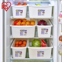 �埯�思日本冰箱�ξ锖�N房食品蔬菜�u蛋置物整理盒�还癯�鲜占{盒