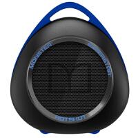 MONSTER/魔声 Supetstar Hotshot 无线蓝牙音箱 大音量扩音器 挂钩设计户外便携迷你小音响 黑蓝