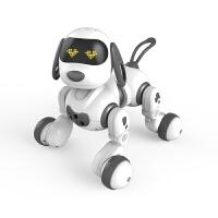 智能狗遥控对话机器人女孩电子狗狗走路会叫电动儿童玩具男孩