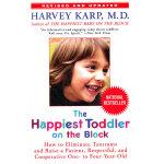 HAPPIEST TODDLER ON (REV ED)(ISBN=9780553805215) 英文原版
