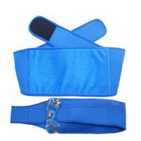 春笑 二合一暖腰宝 暖腰带 电暖袋 含电热水袋 暖腹宝 蓝色 R4104