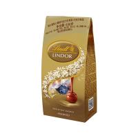 瑞士�M口瑞士�巧克力Lindt全新升�Lindor�心精�x巧克力600克�群�5�N口味