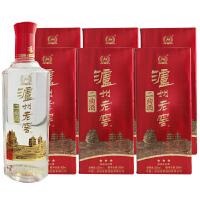 【酒界网】泸州老窖 52度 泸州老窖二曲酒500ml * 6瓶 白酒