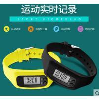 时尚个性多功能腕表男女学生电子手表户外运动计步卡路里可礼品卡支付