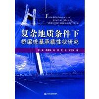 复杂地质条件下桥梁桩基承载性状研究9787517028239