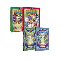洛克王国宠物图鉴合订本限量红宝石、绿宝石版、洛克王国宠物图鉴合订本魔法师之卷