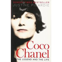 英文原版Coco Chanel: The Legend and the Life可可・香奈儿的传奇人生ISBN=978
