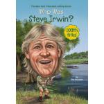 【预订】Who Was Steve Irwin?