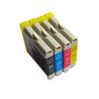 INKOOL 兄弟打印机墨盒960系列五套20个适用DCP130/240C/2480C