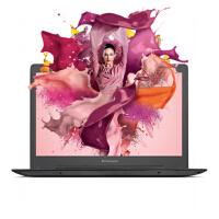 联想Lenovo S40-70 14英寸超薄笔记本电脑 酷睿I3-4030 4G内存 500G硬盘 2G独显 W8 黑