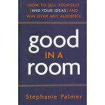 GOOD IN A ROOM(ISBN=9780385520430) 英文原版