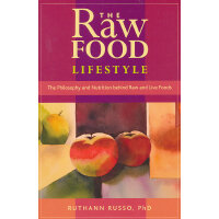 RAW FOOD LIFESTYLE(ISBN=9781556438370) 英文原版