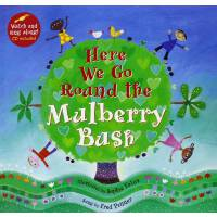 Here We Go Round the Mulberry Bush (A Barefoot Singalong)围着