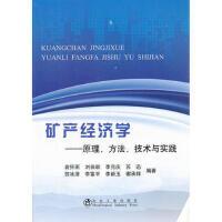 【二手旧书8成新】矿产经济学--原理、方法、技术与实践 袁怀雨 9787502459284