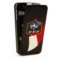 iFans苹果iphone4s背夹电池 足球移动电源 皮套手机壳 法国版