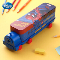 迪士尼文具盒男小�W生女多功能�F�P盒小汽�巴士�和��U�P袋幼��@�ЧP削��意��性大容量�p�踊疖��^�U�P盒