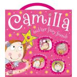 预订 Picture Book Box Set Camilla and Her Friends [ISBN:97817