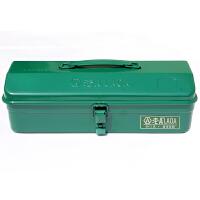 老A(LAOA0加厚五金工具箱 铁皮工具箱14寸LA113035