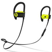 Beats Powerbeats3 双动力三代 by Dr. Dre Wireless 入耳式耳机 - 荧光黄 MNN
