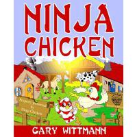 【预订】Ninja Chicken: For Ages 9 and Up