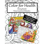 预订 Color for Health: Coloring Book for Fitness, Inspiration