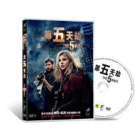 第五天劫 正版高清影片DVD光盘光碟片 欧美科幻/魔幻电影