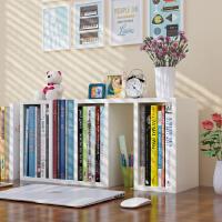 老睢坊 创意学生桌上书架置物架简易组合儿童桌面小书架迷你收纳柜小书柜