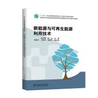 """""""十三五""""职业教育新能源发电工程类专业规划教材 新能源与可再生能源利用技术"""