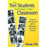 【预订】The Ten Students You'll Meet in Your Classroom: Classro