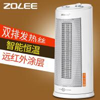 中联暖风机 ZLD-20A 取暖器家用暖风机 速热省电冷暖两用浴室电暖器热风器