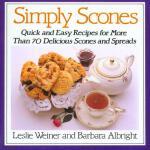 【预订】Simply Scones Quick and Easy Recipes for More than 70 D