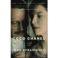 可可香奈儿密史 英文原版 Coco Chanel And Igor Stravinsky Chris Greenhal